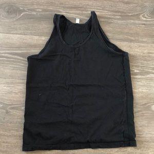 American apparel tank top
